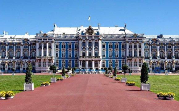 Экскурсия в Пушкин, Янтарную