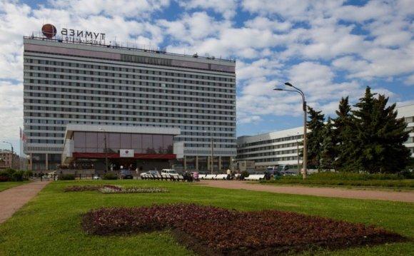 Гостиница Азимут Отель Санкт