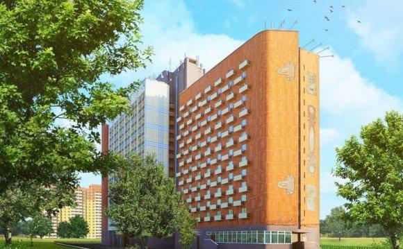 Гостиница Бизнес-Отель Карелия