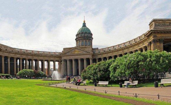 Казанский собор в