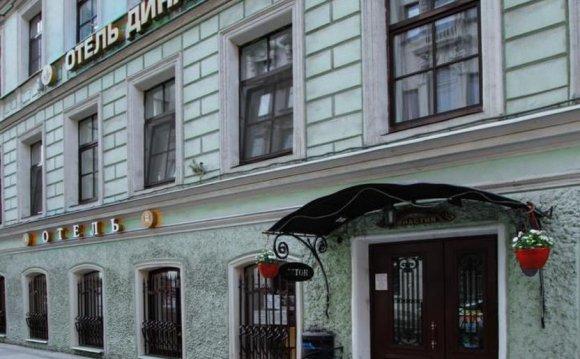 Гостиница Династия; Гостиница