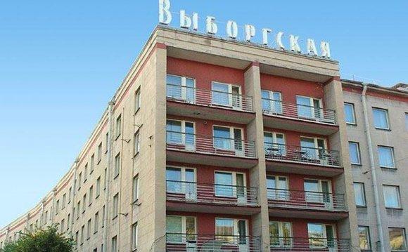 Гостиница Выборгская, Санкт