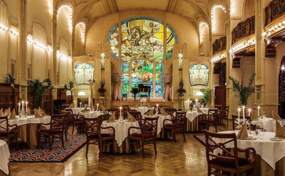 Лучшие рестораны Петербурга