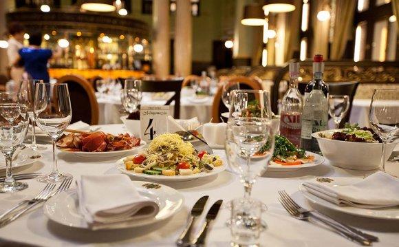 Лучшие рестораны Санкт
