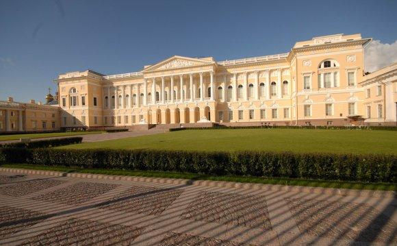 Михайловский дворец в Санкт