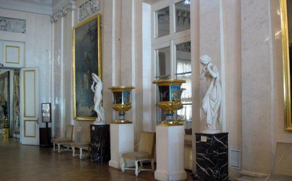 В 19 веке коллекция музея