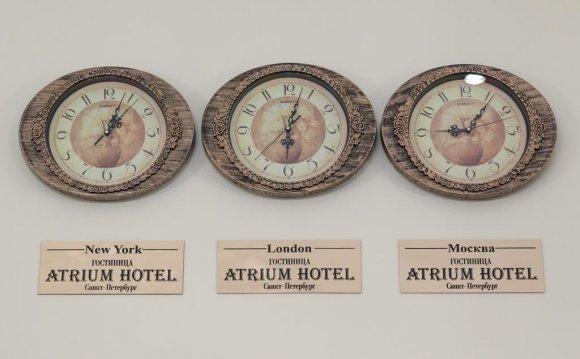 Отель Атриум, Санкт-Петербург