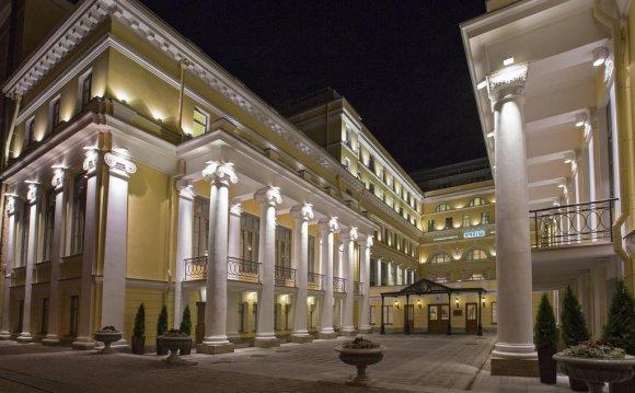 Отель Эрмитаж - официальная
