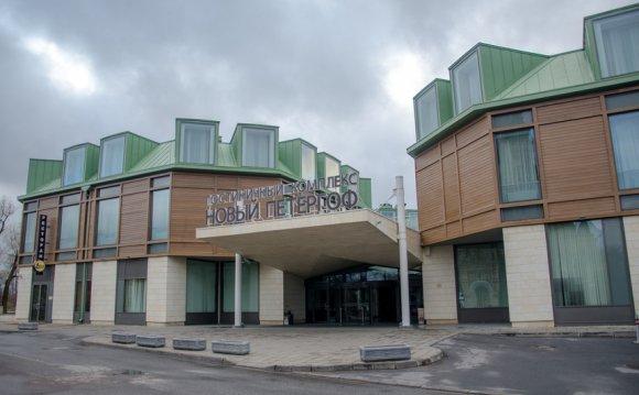 Отель «Новый Петергоф»