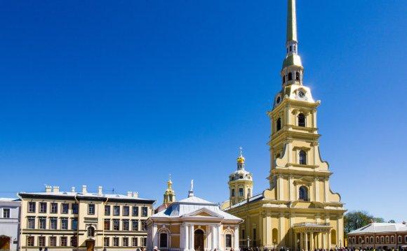 Петропавловский собор в