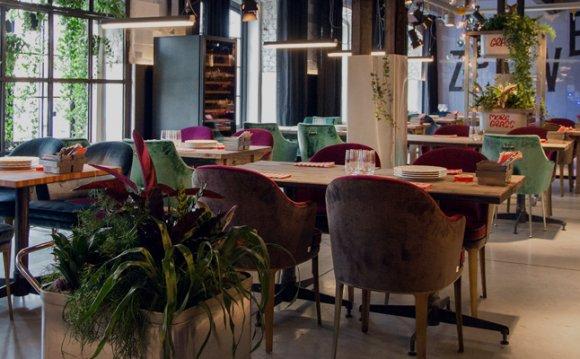 Рестораны Санкт-Петербурга