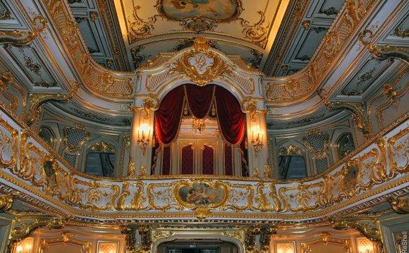 Юсуповский дворец. Часть 3