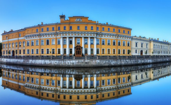 Юсуповский дворец в СПб