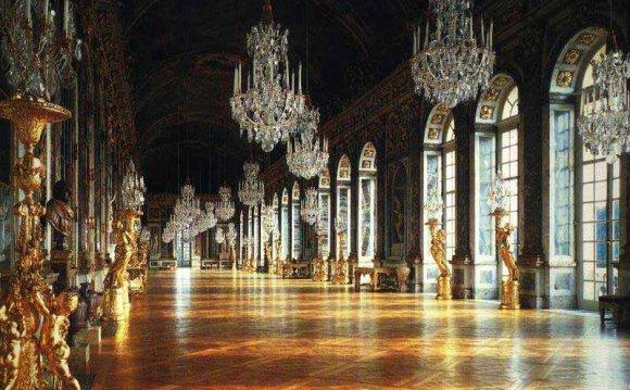 Версальский дворец :: Франция