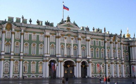 Зимний дворец, здание